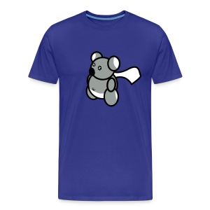 Baby Got Belly - Koala T-Shirt for Men - Men's Premium T-Shirt