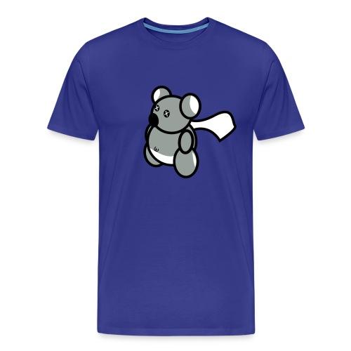 Baby Got Belly - Koala T-Shirt for Men - Men's Premium T-Shirt