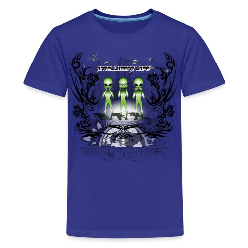 See, Hear, Speak no Evil - Kids' Premium T-Shirt