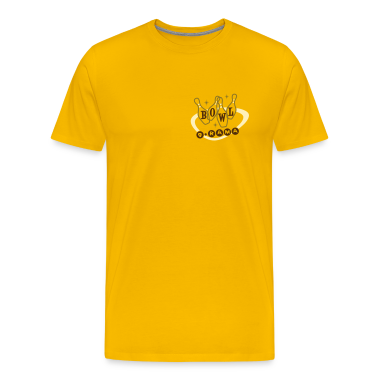 Gold bowl-o-rama (small) T-Shirts