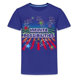 Infinite Possibilities - Kids' Premium T-Shirt