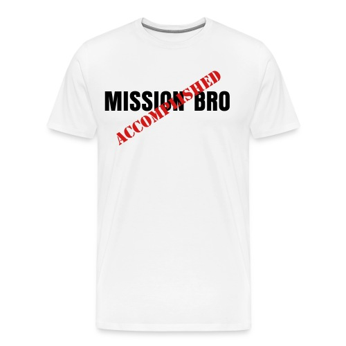 THE BRO SHIRT - Men's Premium T-Shirt