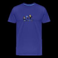 T-Shirts ~ Men's Premium T-Shirt ~ WGJ4K Pixel shirt