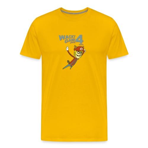 Racoon Mickey Tee - Men's Premium T-Shirt