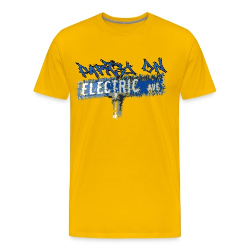 Party On Electric Ave - Men's Premium T-Shirt