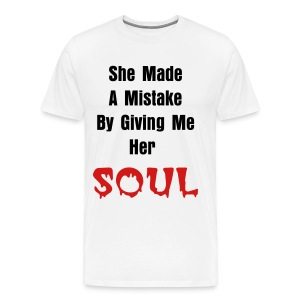 Made A Mistake - Men - Men's Premium T-Shirt