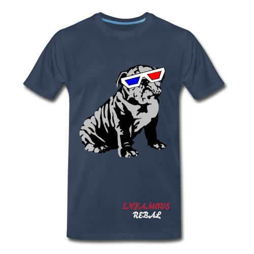 Zay Dog - Men's Premium T-Shirt