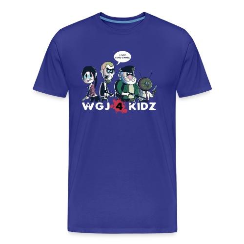 WGJ4K Left4Dead tee - Men's Premium T-Shirt