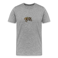 T-Shirts ~ Men's Premium T-Shirt ~ WGJ4K logo + Link Mickey