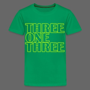 THREE ONE THREE 313 Children's T-Shirt - Kids' Premium T-Shirt