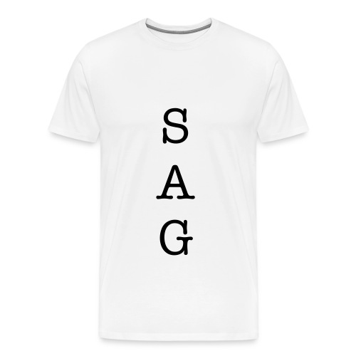 SAG - Men's Premium T-Shirt
