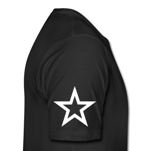 stay back - Men's Premium T-Shirt