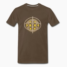 Minimalist Big Daddy Helmet T-Shirts