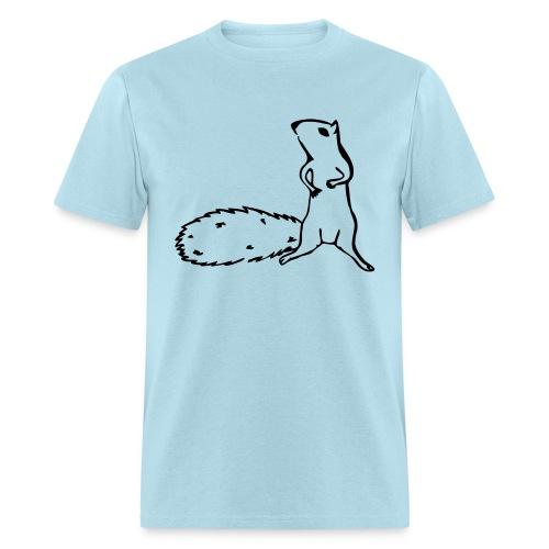 Squirrel - Men's T-Shirt
