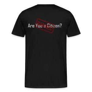 Banned T - Men's Premium T-Shirt