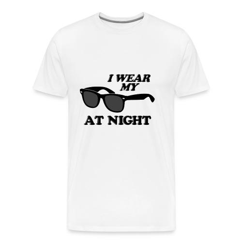 ROLLIN AT NIGHT - Men's Premium T-Shirt