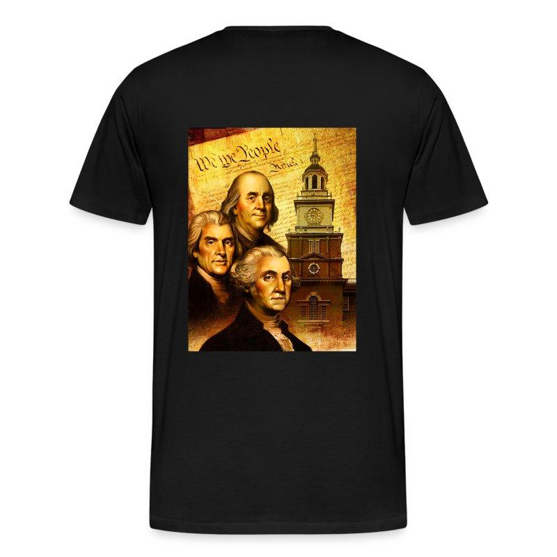 Silence Is Violence - Men's Premium T-Shirt