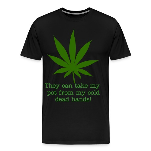 Marijuana! - Men's Premium T-Shirt
