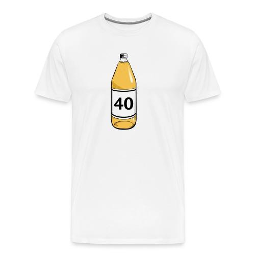 40 Oz Dreams - Men's Premium T-Shirt