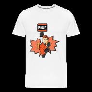 T-Shirts ~ Men's Premium T-Shirt ~ POWE
