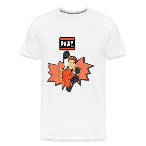 POWE - Men's Premium T-Shirt