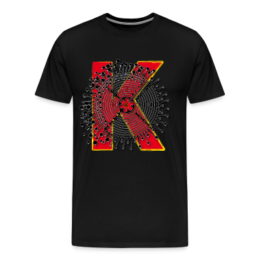 K Name Shirt Design