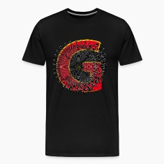 G Name Shirt Design