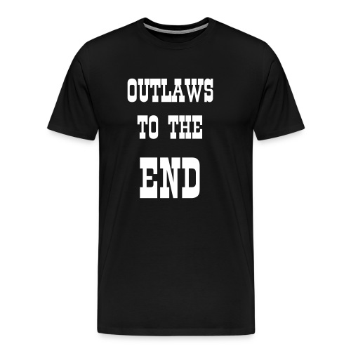 Outlaw Shirt - Men's Premium T-Shirt