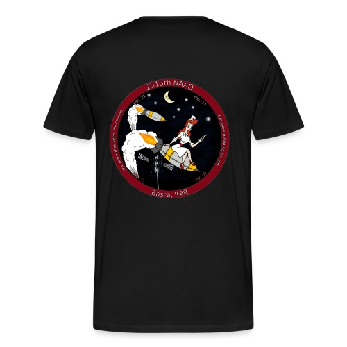 Basra Betty - Men's Premium T-Shirt