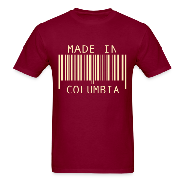Made in Columbia T-Shirts