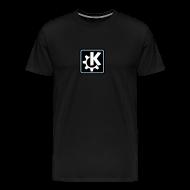 T-Shirts ~ Men's Premium T-Shirt ~ K Logo - Men's T