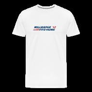 T-Shirts ~ Men's Premium T-Shirt ~ Millbarge - Fitz-Hume 2012