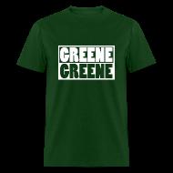 T-Shirts ~ Men's T-Shirt ~ Greene - Heavyweight Tee
