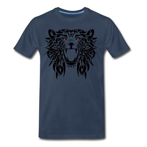 Sikhead Lion 2.0 - Men's Premium T-Shirt
