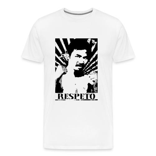 Respeto Shirt - Men's Premium T-Shirt