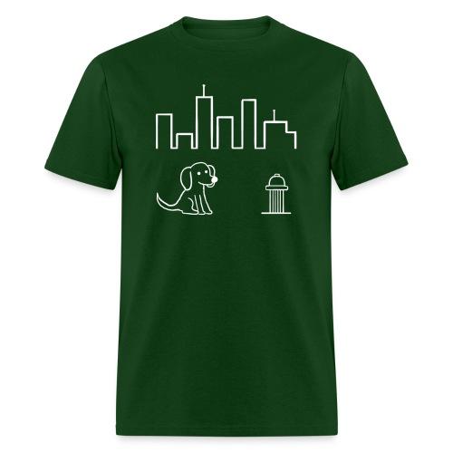 We Run This City  - Mens Heavyweight - Men's T-Shirt