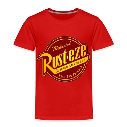 Rust-eze todler t-shirt - Toddler Premium T-Shirt