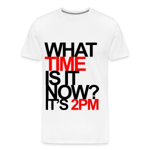 [2PM] What Time is it Now? - Men's Premium T-Shirt