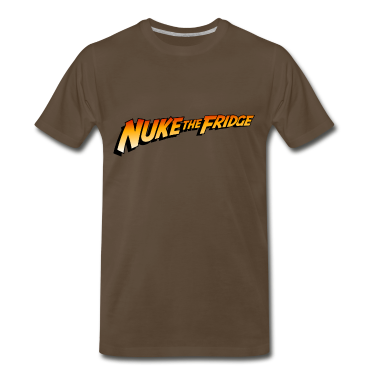 Indiana Jones: Nuke the Fridge T-Shirts