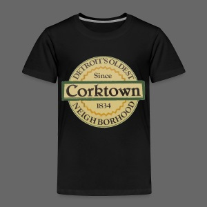 Corktown Toddler T-Shirt - Toddler Premium T-Shirt