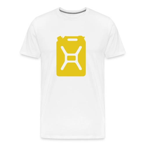 charity: water JerryCan tshirt - Men's Premium T-Shirt