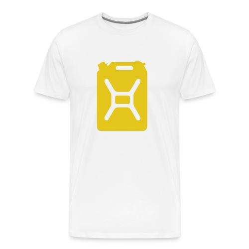 charity: water JerryCan tshirt - Men's Premium T-Shirt