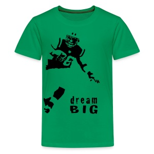 Children's Jim Leonhard Dream Big T-Shirt - Kids' Premium T-Shirt