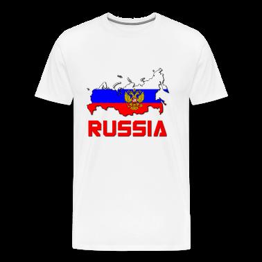 Russia T-Shirts
