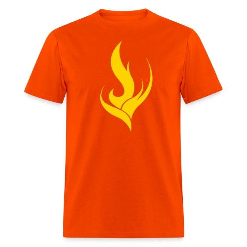 My Fire is Buring - Men's T-Shirt