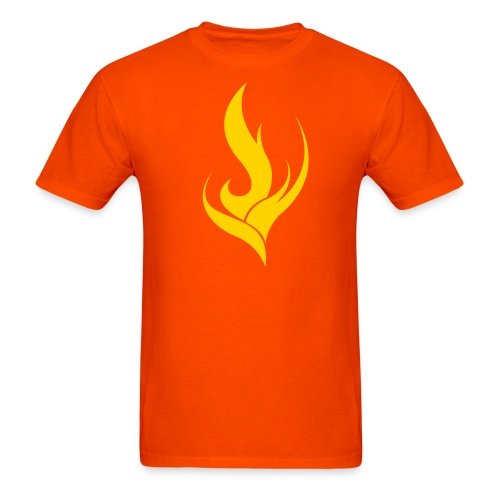 My Fire is Buring - Men's T-Shirt