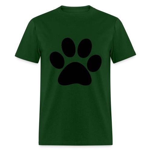 Paw t-shirt - Men's T-Shirt