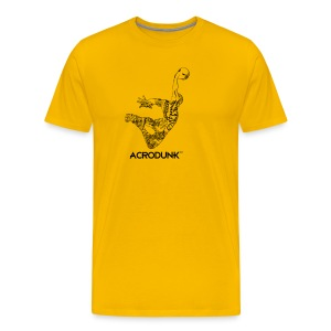 ACRODUNK america's best tee - Men's Premium T-Shirt