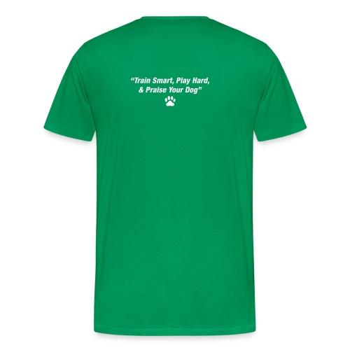 Canine Athletic Dept. - Men's Premium T-Shirt