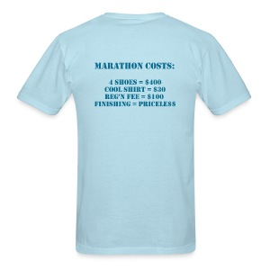 Men's T-Shirt - Marathon